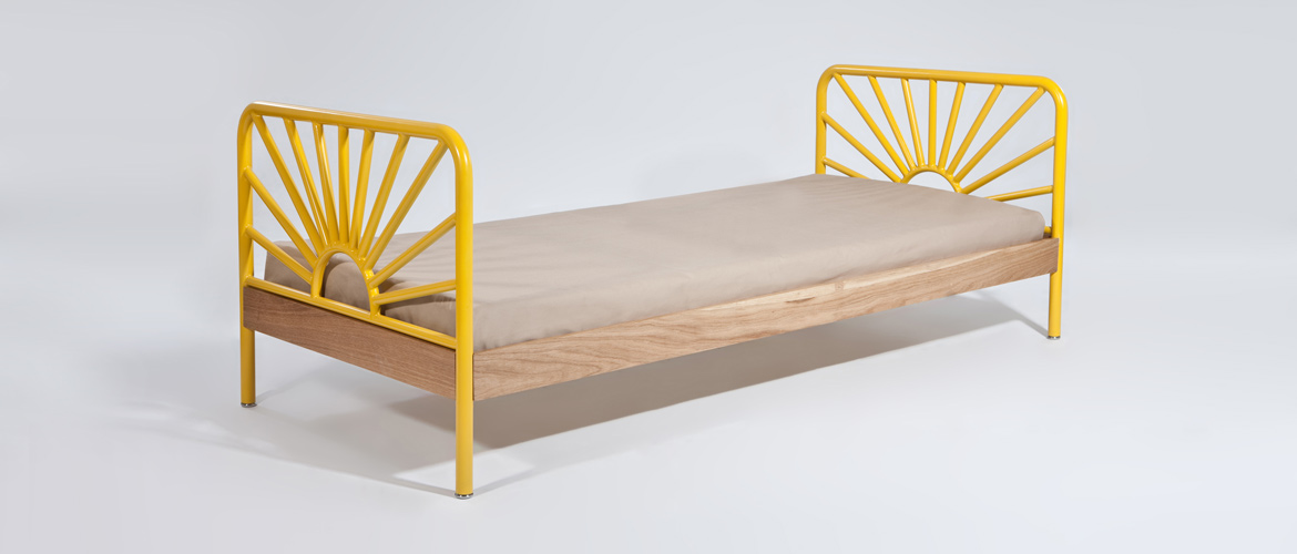 sandforkids_sunrise bed yellow_1170x500 - Yellow Bed Frame