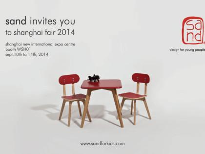 invitation to furniture china shanghai fair / 10-14 sep 2014