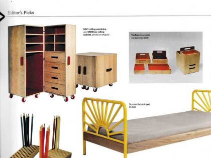 little furniture for little hands / lookboxliving  / oct 2014