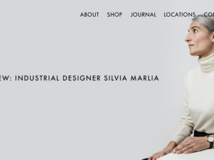 silvia marlia for void watches